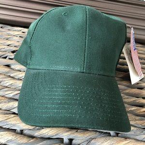 Money Green American Apparel Bayside Baseball Cap